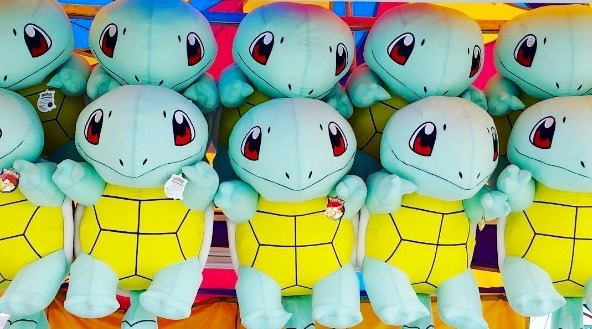 The CNE will have 30 Poké stops this year