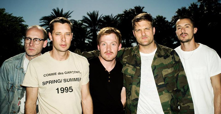 Cold War Kids Vancouver 2016 concert at the Commodore Ballroom