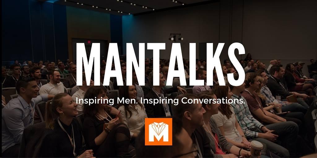 ManTalks hosts a free speaker series in Toronto on Monday