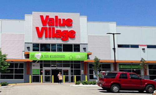 Image: Value Village/ Facebook