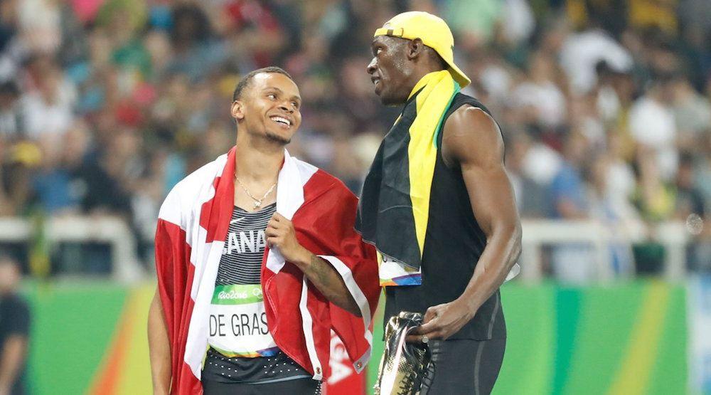 Bromance over: Usain Bolt hints that Andre De Grasse 'disrespected' him