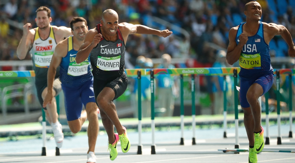 Damian Warner wins Olympic bronze for Canada in decathlon