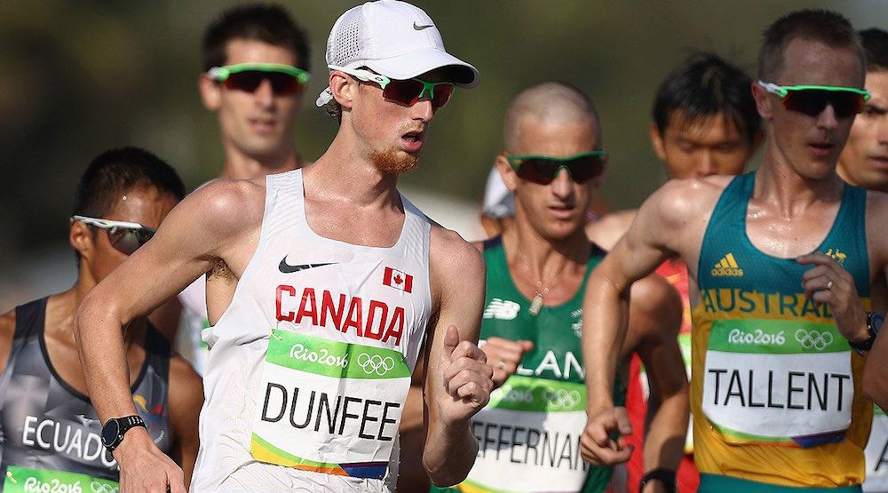 [Updated] Overturned: Canada's Evan Dunfee has Olympic bronze medal taken away