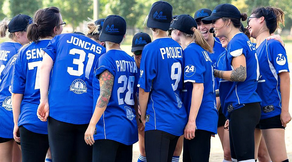 Les Princes: Montreal's all-female softball league goes to bat for some really great causes
