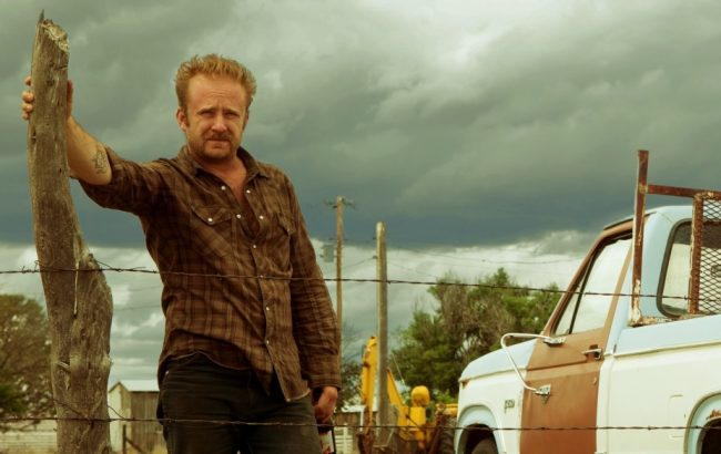 Ben Foster in Hell or High Water - Image: VVS Films