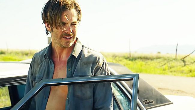 Chris Pine in Hell or High Water - Image: VVS Films