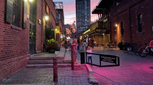 Huge 10-Day festival coming to Distillery District in September