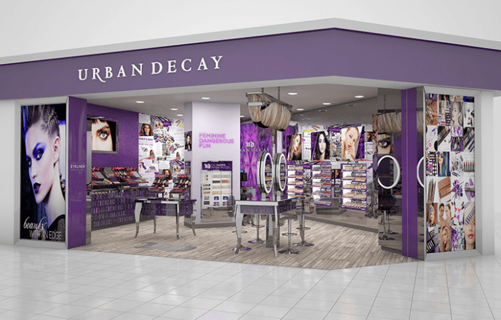 5 reasons to get stoked about Urban Decay's new freestanding store