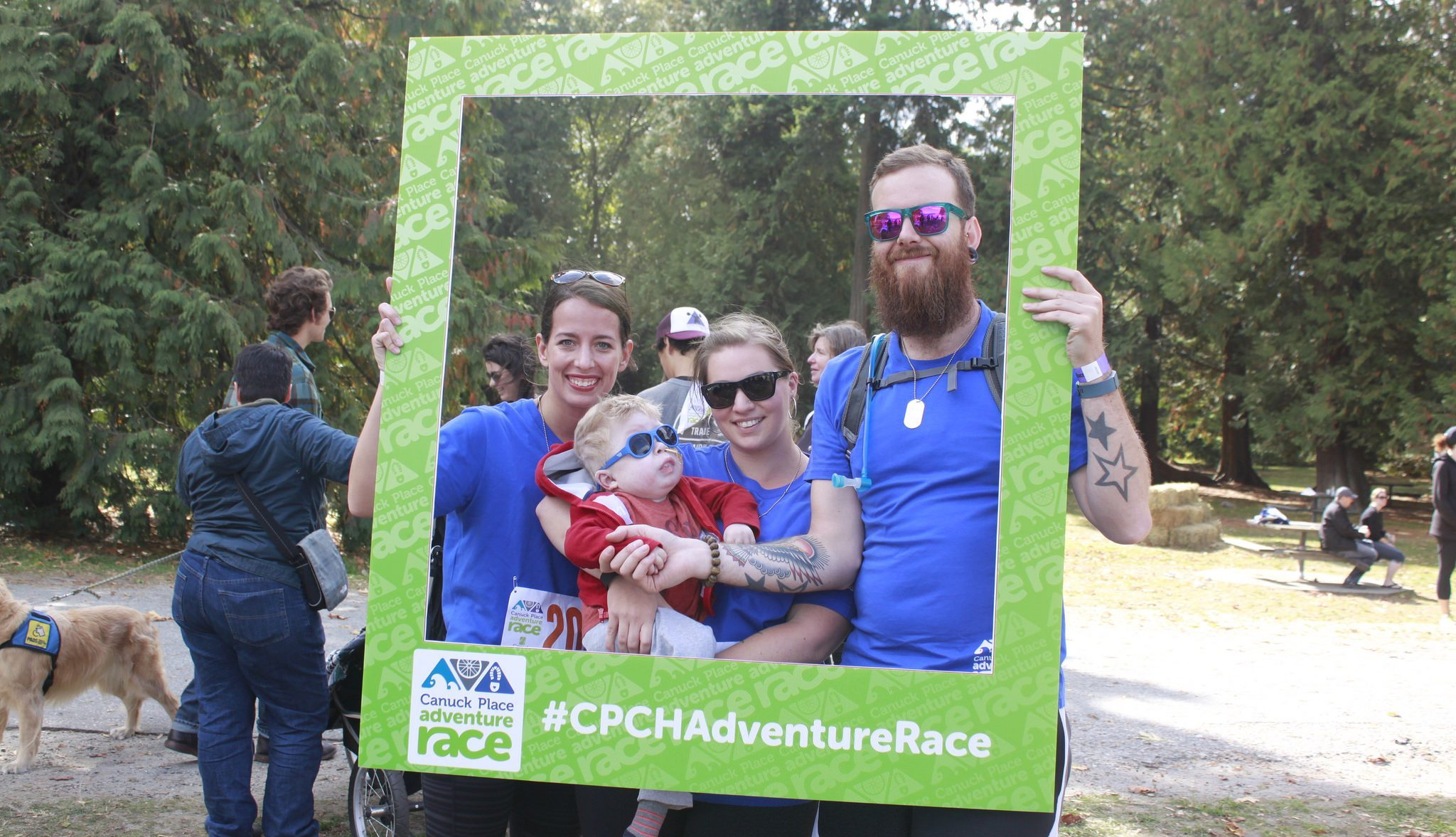 Canuck Place Adventure Race: meet the family fighting for their son's life