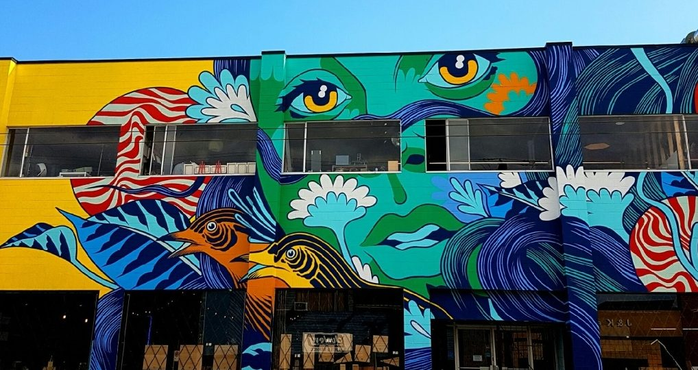 9 events to check out at the Vancouver Mural Festival