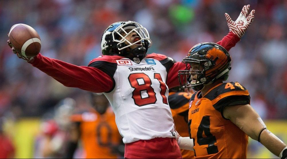 Quick-6: BC Lions get stomped by Stamps at home