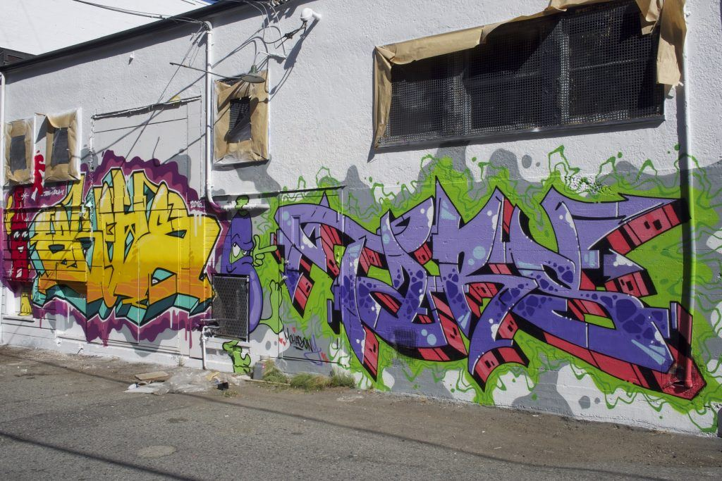 Vancouver Street Art / Daily Hive