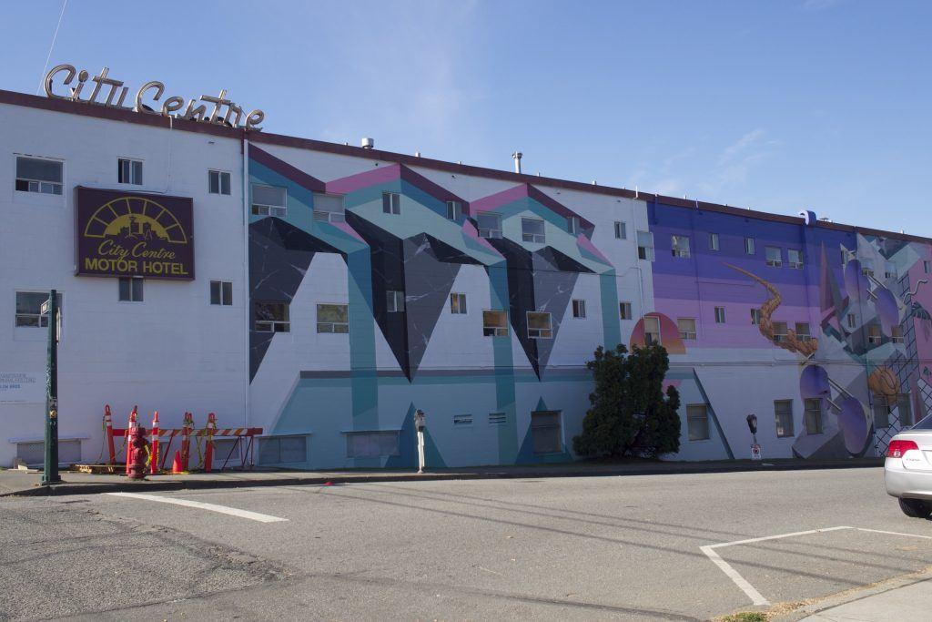 City Centre Motel / Daily Hive