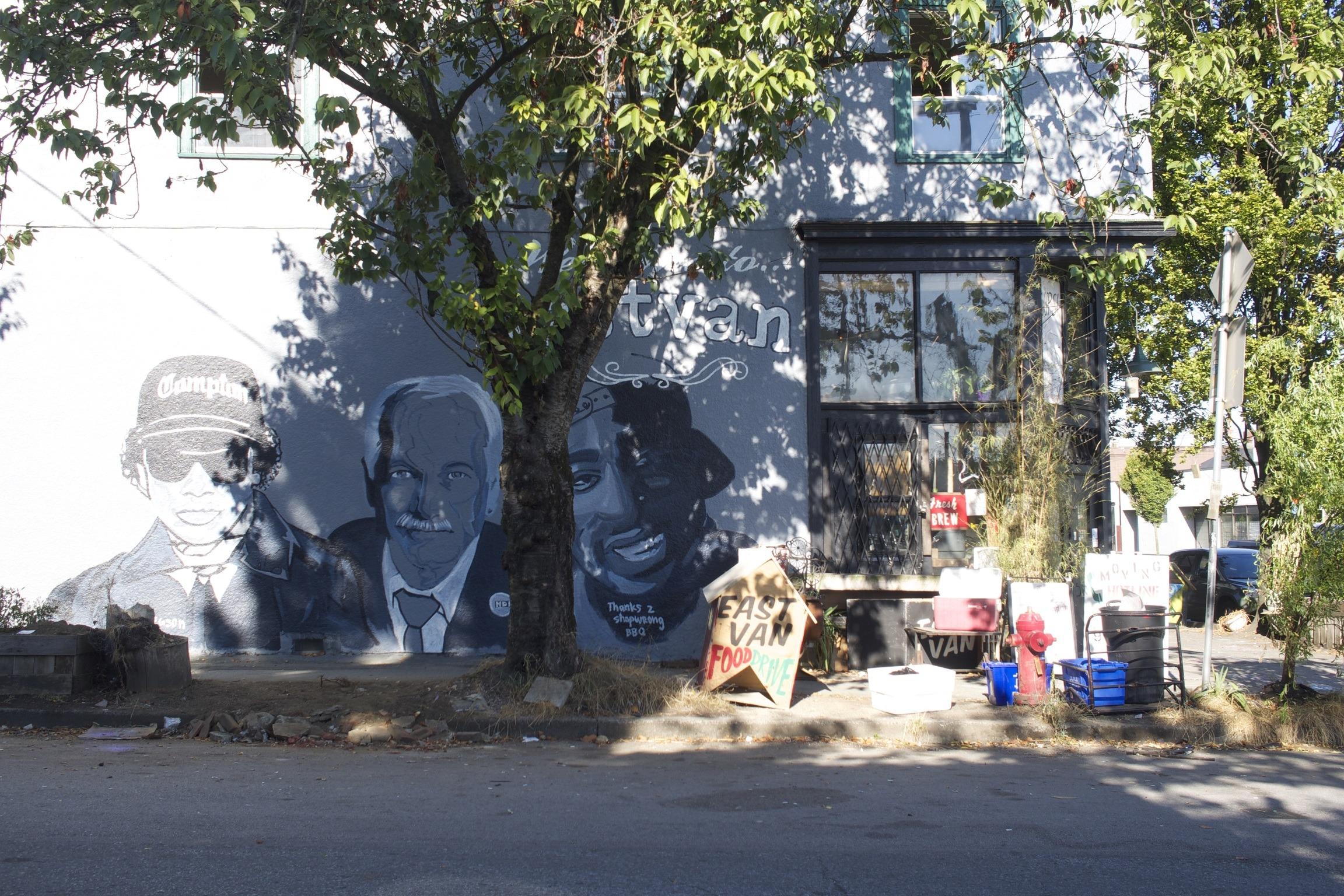 Eazy e vancouver graffiti copy
