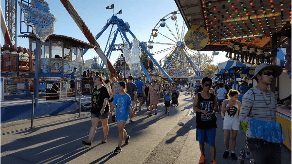 The PNE opened this past weekend with a bang (PHOTOS, VIDEOS)