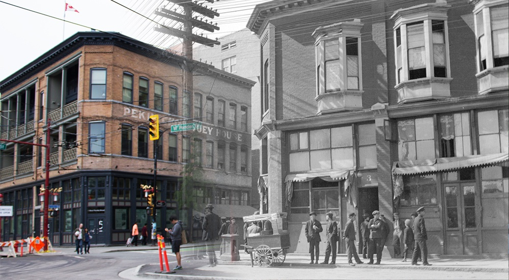 Vancouver Then and Now/®