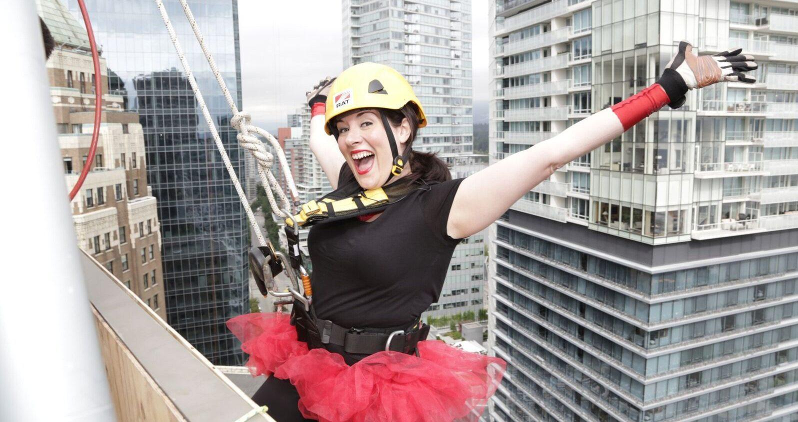 Enter for your chance to rappel down a skyscraper for free and more (CONTEST)