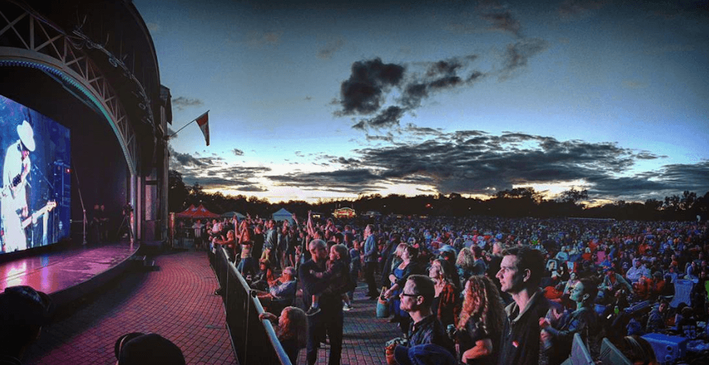 33 photos of how Canadians watched The Tragically Hip's last ever concert