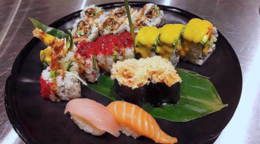 Calgarians are obsessed with this new sushi buffet restaurant