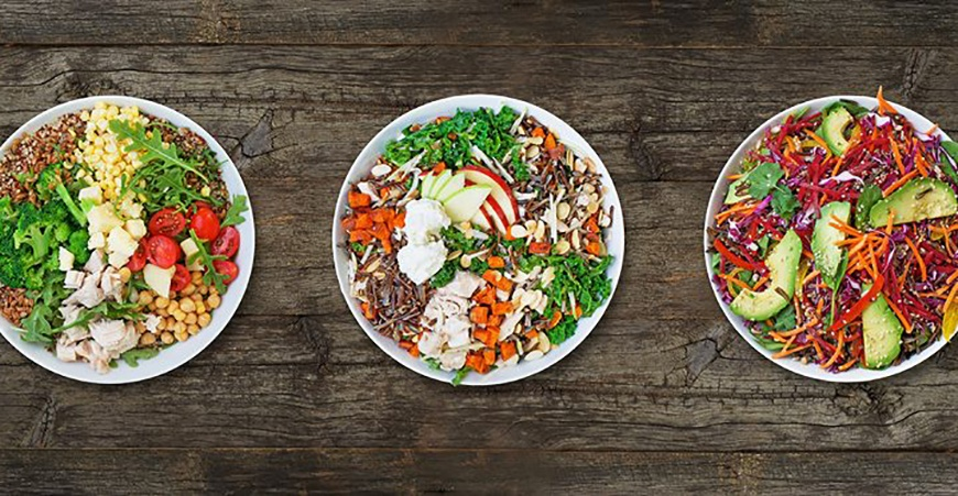 Fork And Salad Healthy Fast Casual Joint Opens In Mount
