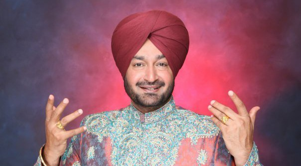 Malkit Singh MBE will be headlining the India Live! street festival in Vancouver this weekend (Malkit Singh MBE/Facebook)