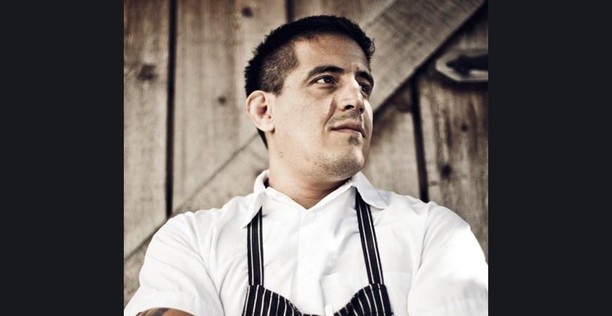 CACAO: Chef Jefferson Alvarez in the kitchen at new Kitsilano restaurant