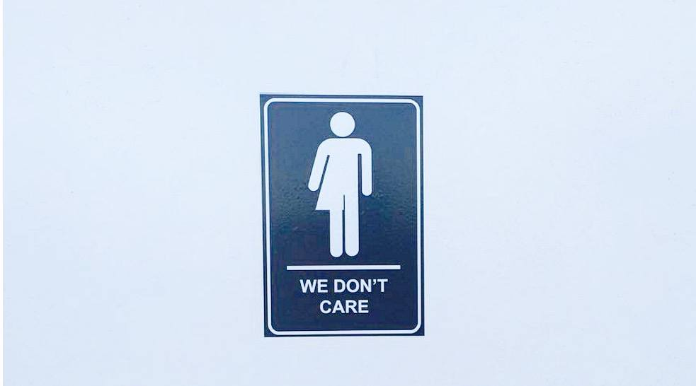 The CNE's new gender-neutral washroom signs are worth the ticket