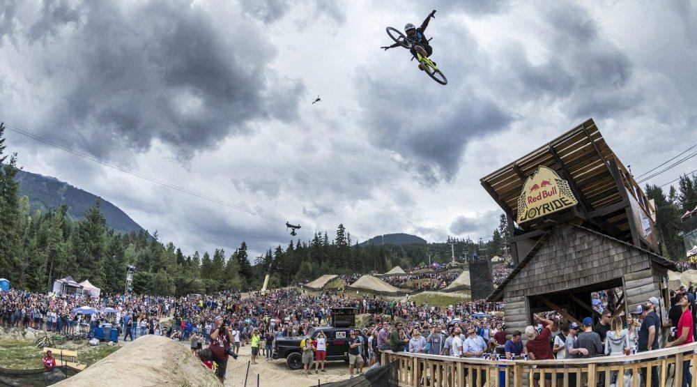 Canadian Brett Rheeder wins Red Bull Joyride in Whistler (PHOTOS)