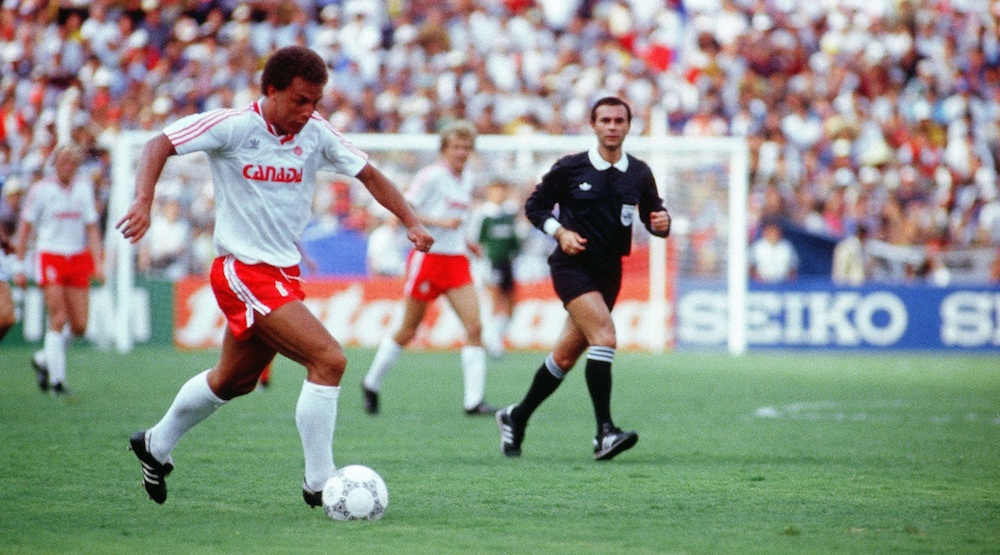 Carl valentine canada 1986