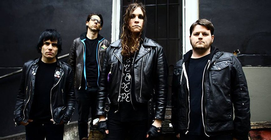 Against Me! Vancouver 2016 concert at the Commodore Ballroom