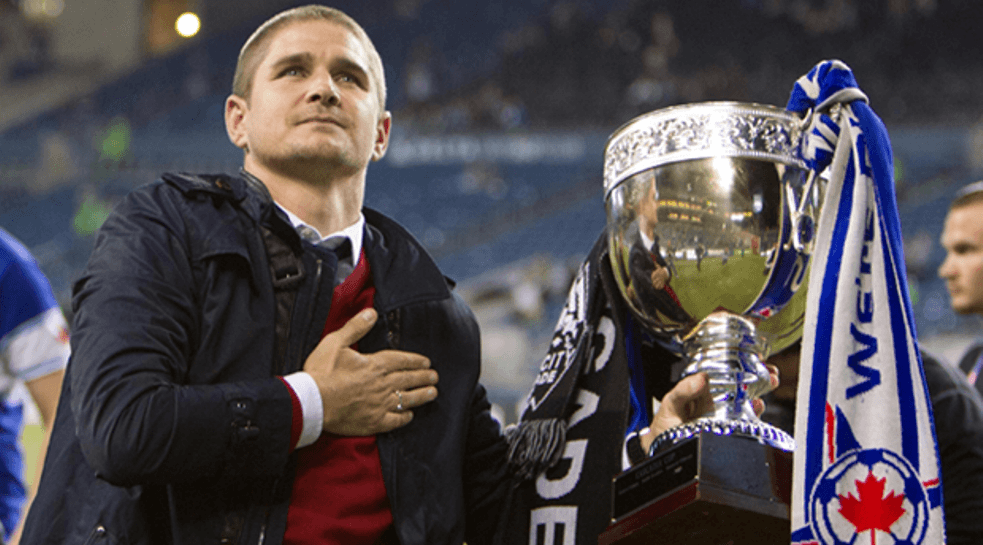 Firing Carl Robinson is not the answer for Whitecaps FC