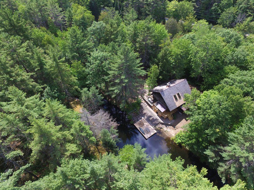 Canadian Artist Cottage