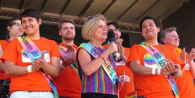 Premier Rachel Notley to attend Calgary Pride Parade