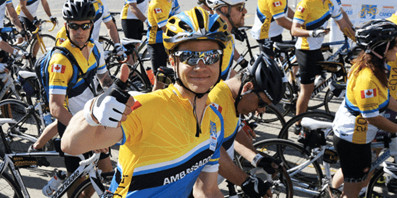 Cyclists gear up for 8th annual Ride to Conquer Cancer
