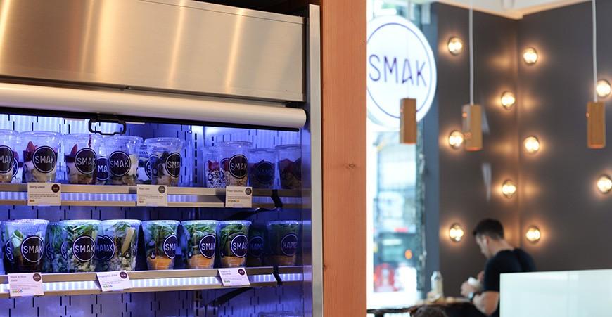 SMAK Fast Food opens Granville Street location
