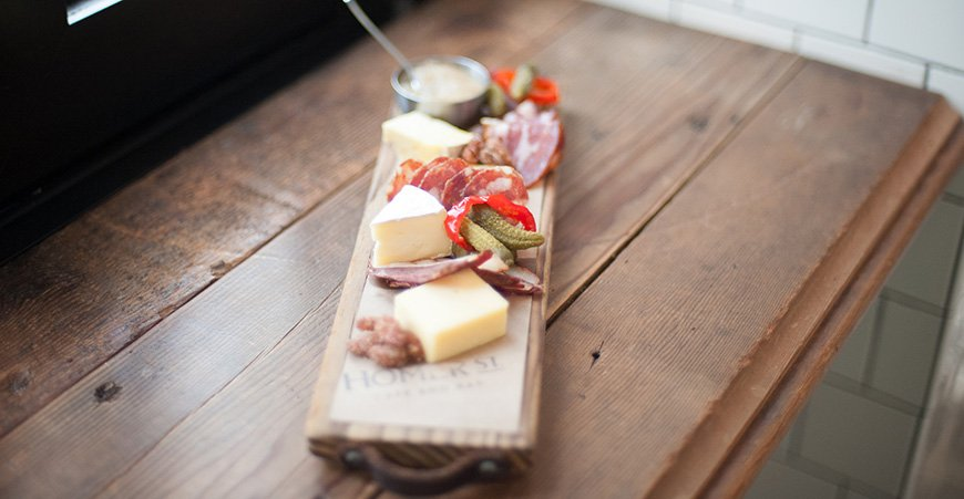 Best charcuterie boards in Vancouver