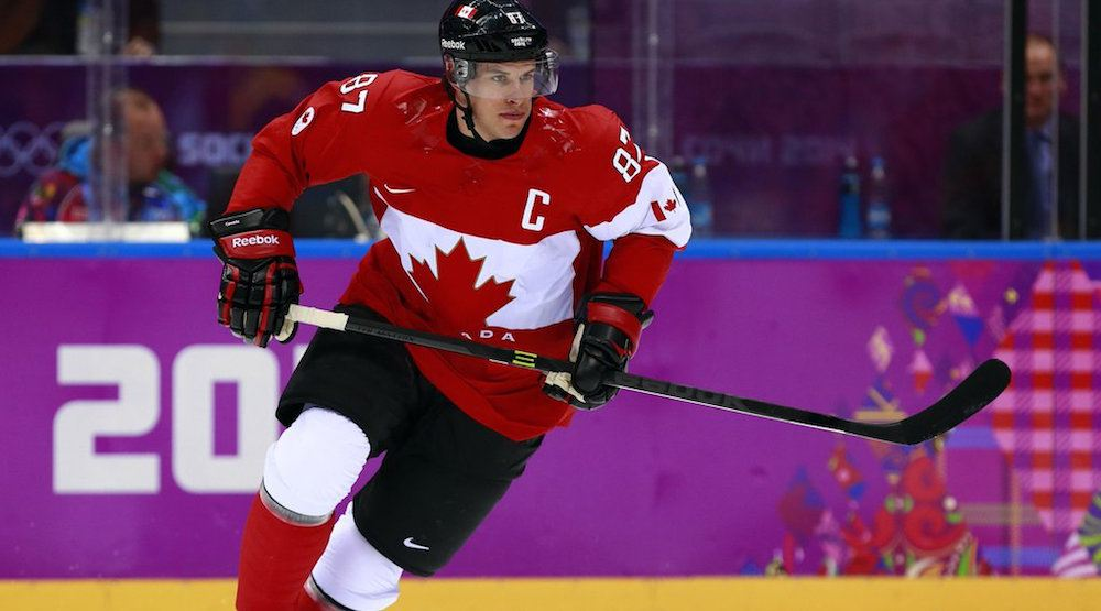 Crosby named captain of Team Canada for World Cup of Hockey