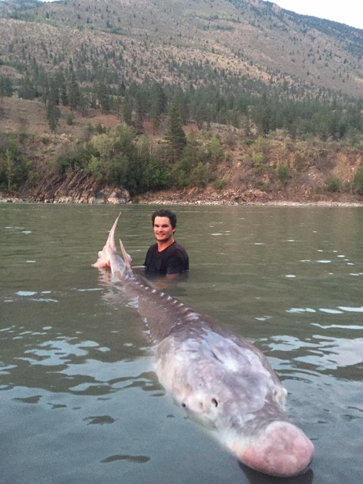Facebook / River Monster Adventures