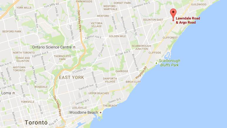 crossbow Toronto
