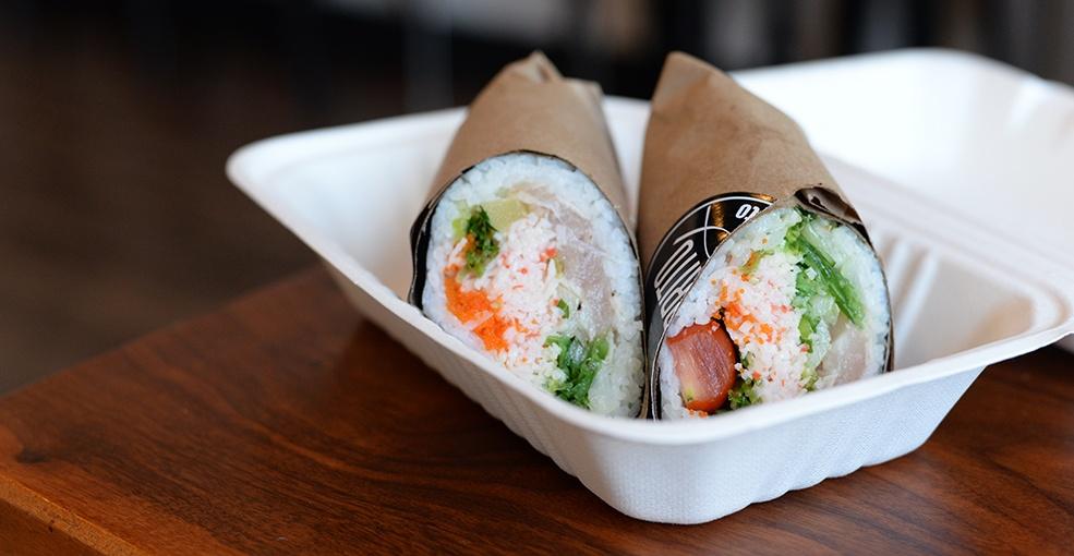 Poke%cc%81rrito sushi burrito