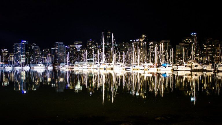 Photographer's stunning shots of Vancouver land him in top 12 of international competition