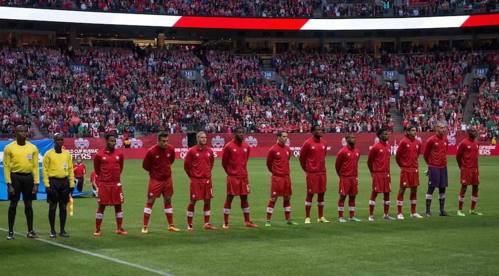 Canada soccer men