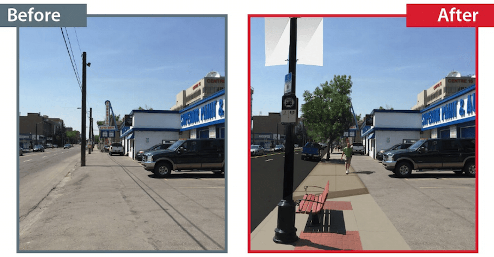 Transformation of 17th avenue in the works