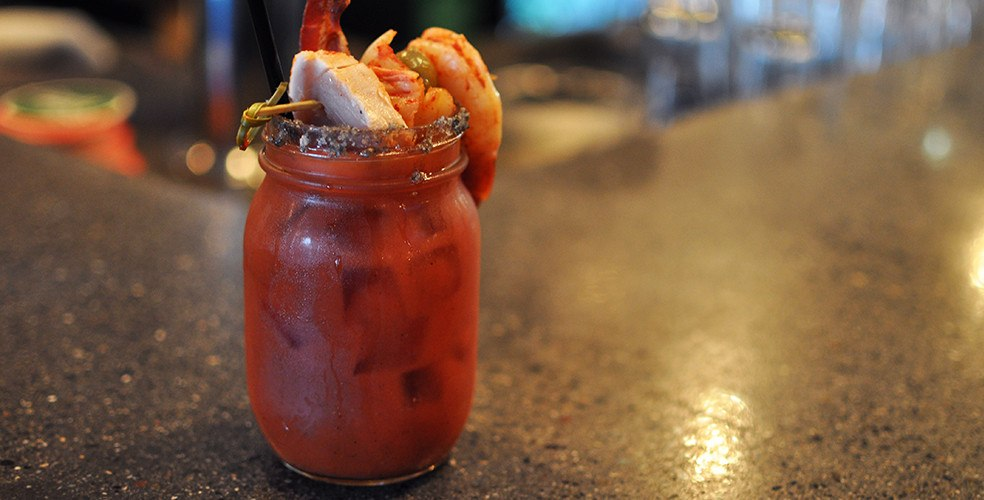 10 brunches with great Caesars