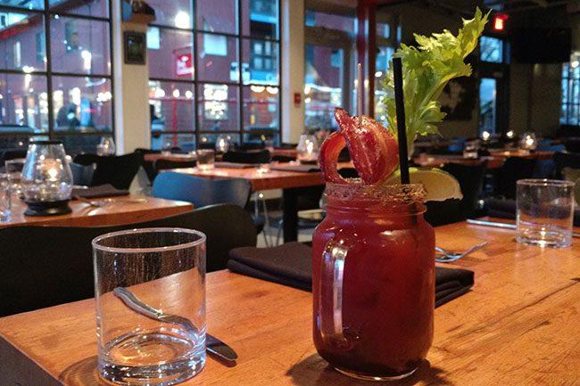Photo courtesy Edible Canada Bistro
