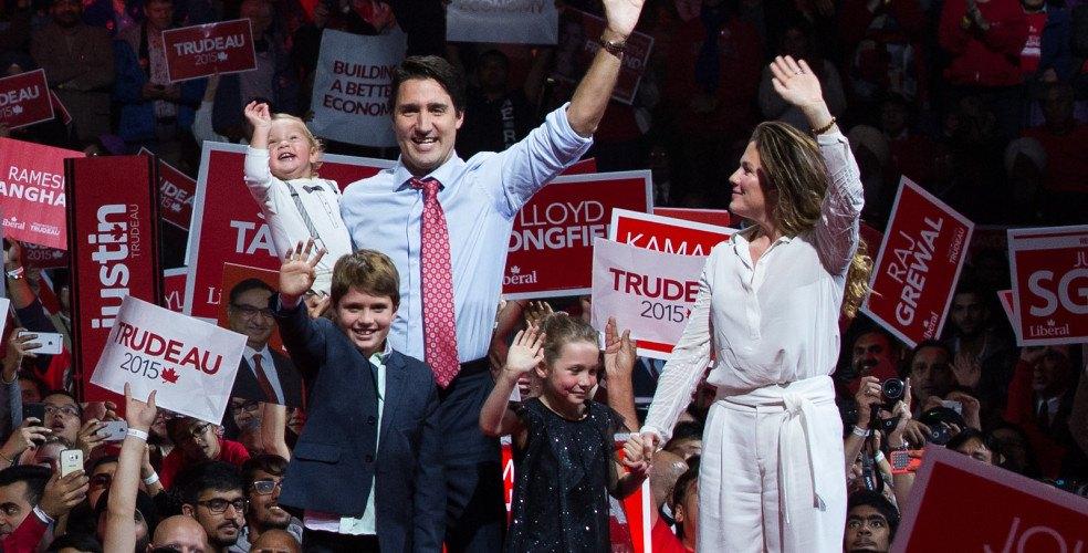 Trudeau election