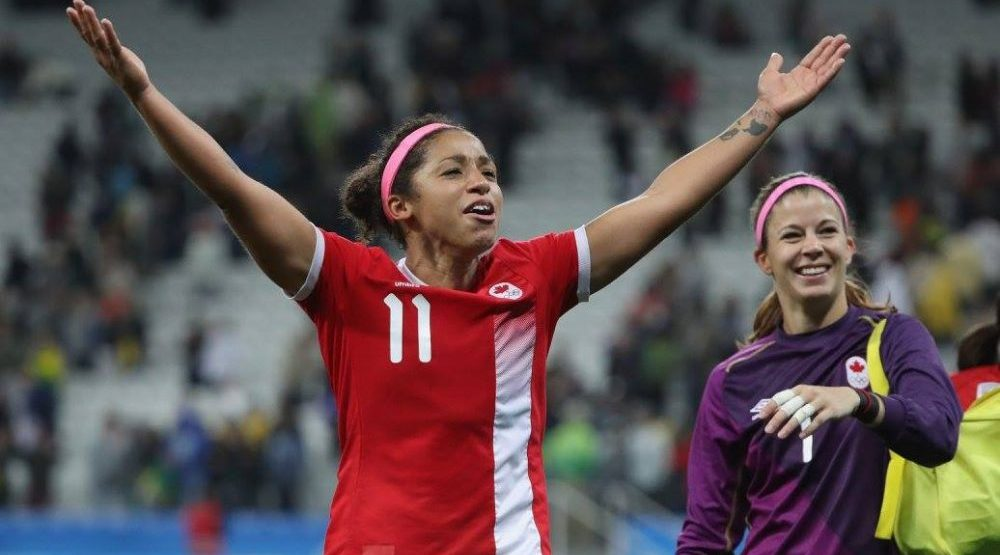 Canada climbs up women's FIFA rankings to #4 in world