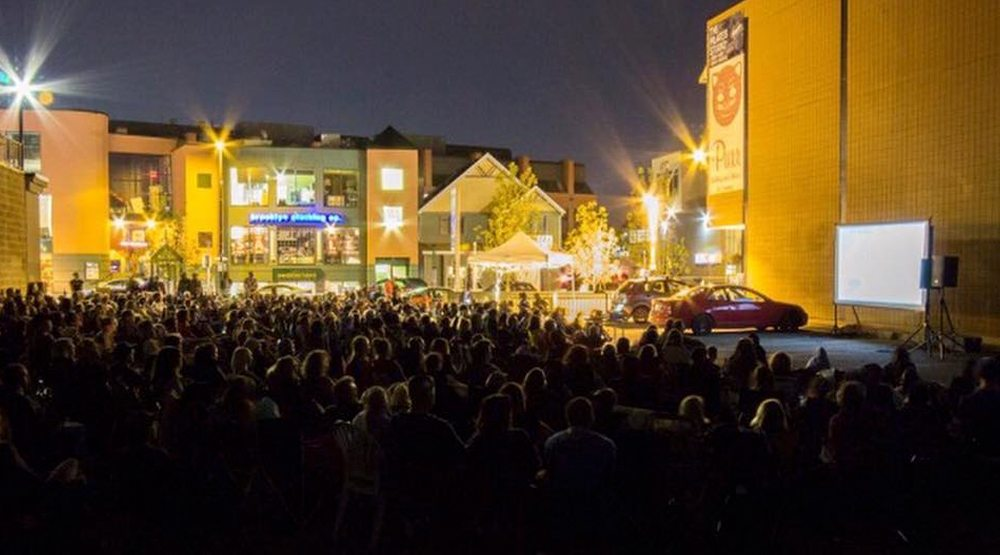 Kensington Summertime Outdoor Movies returns this weekend with Ghostbusters