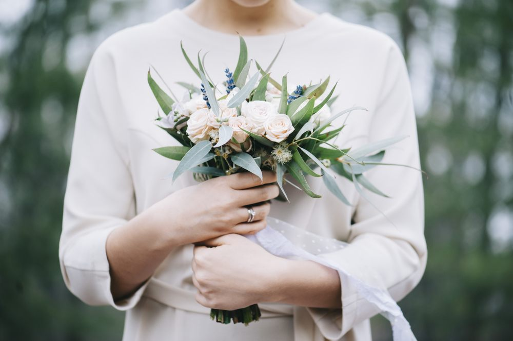 Bride / Shutterstock