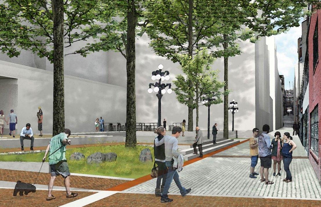 Major revitalization proposed for Gastown's Blood Alley